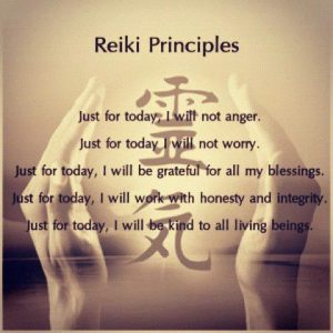1) Reiki I (First Degree) Healing Workshop