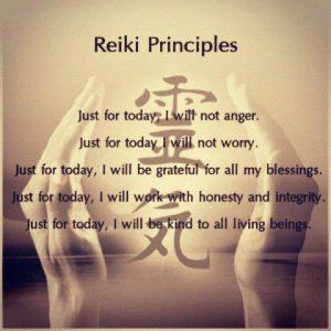 1) Reiki I (First Degree) Healing Workshop + 6 Reiki Share Evenings