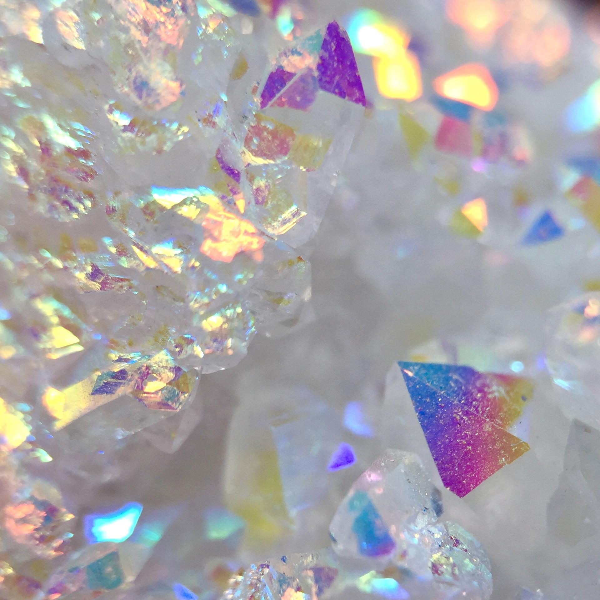 7) Beginners Crystal Healing Workshop
