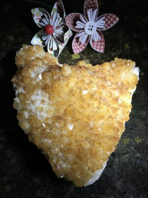 Extra Large Rough Natural Cluster of Citrine