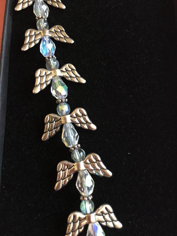 Opalite Angel Pendulum / Dowser