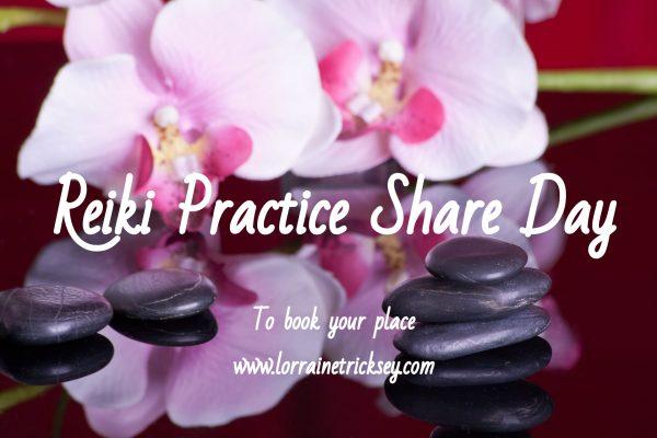 6) Reiki Practice Share Day