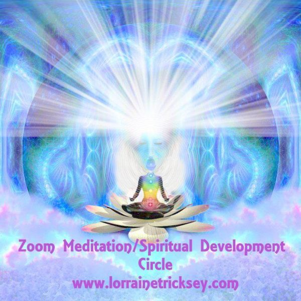 Meditation / Spiritual Development Weekly Circles x 7