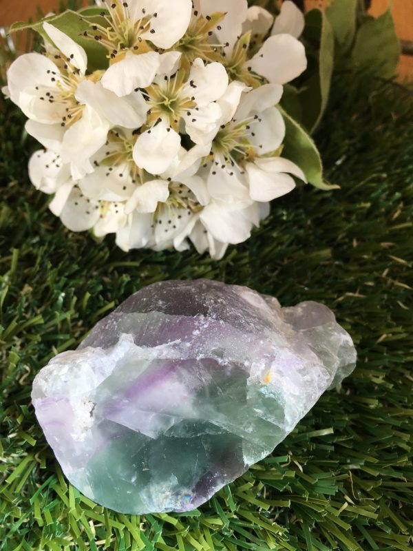 Fluorite Rough Natural