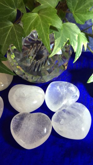 Quartz Puff Heart – King Of The Healing Stones