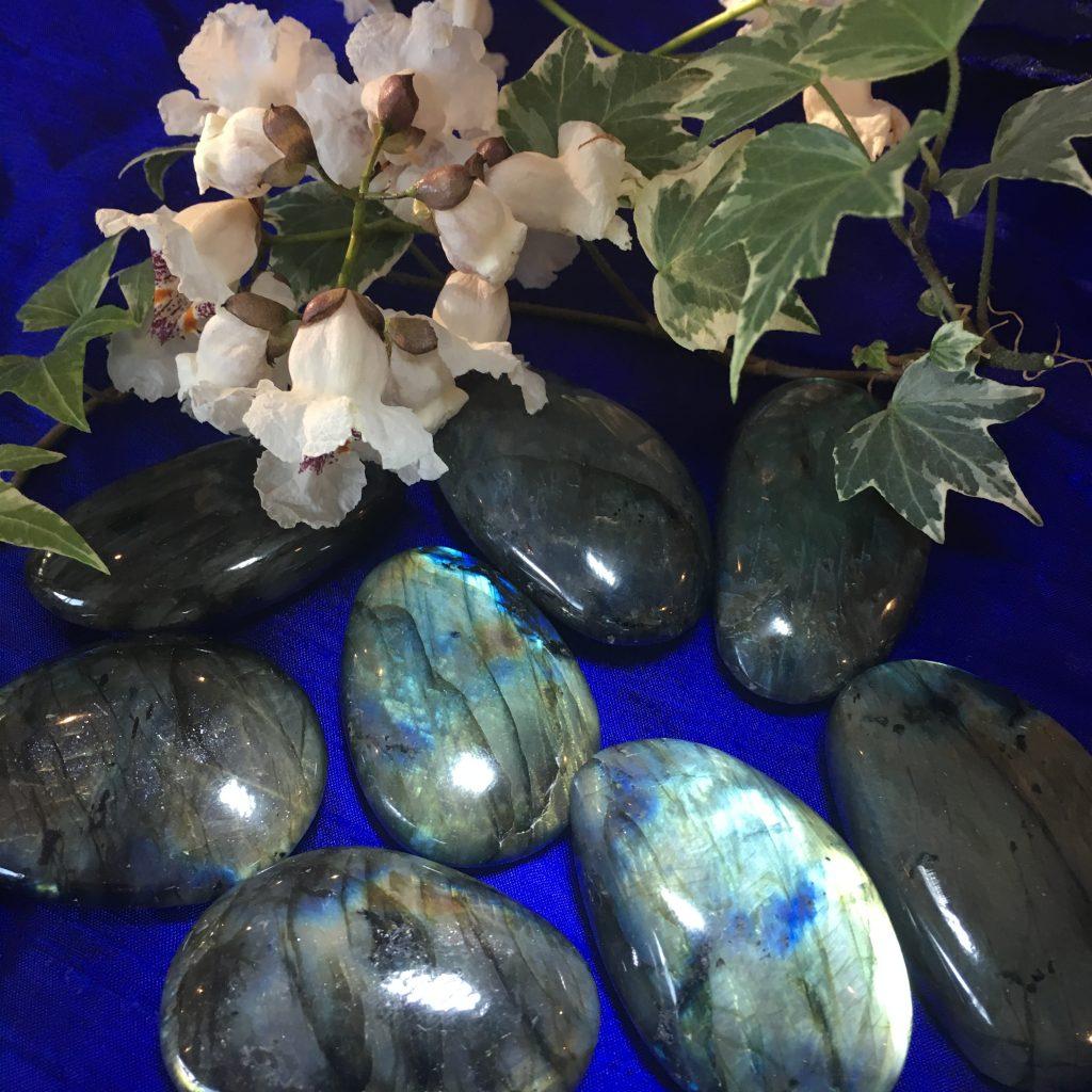 Labradorite Magical Palmstones