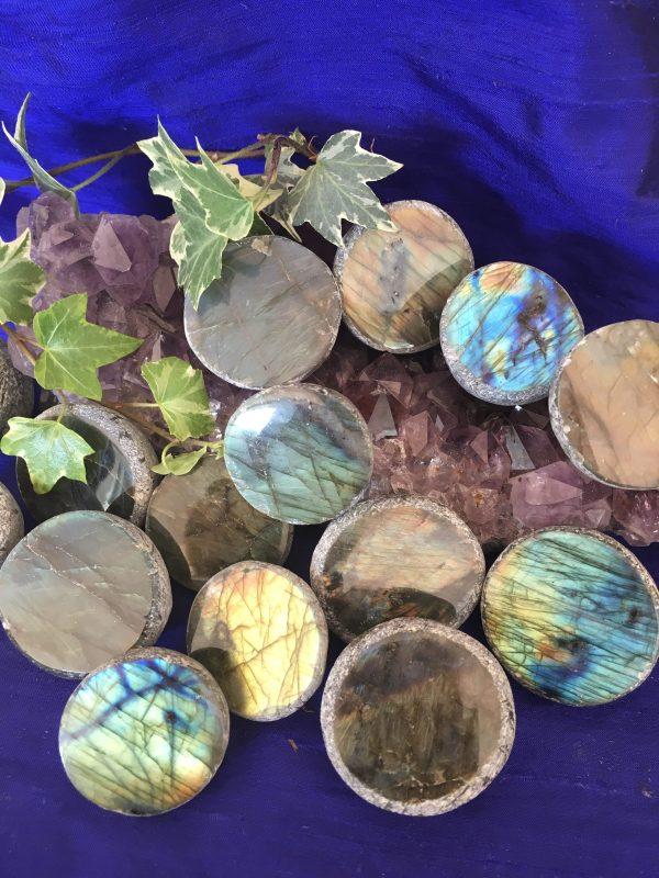 Labradorite Crystal Dragon Eggs – Seer Stones
