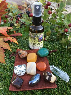 Autumn Equinox Crystals Package