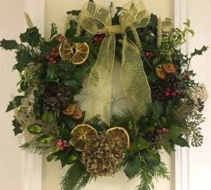 Handcraft Your Own Spiritual Yuletide Wreath And Understand Its Spiritual Significance
