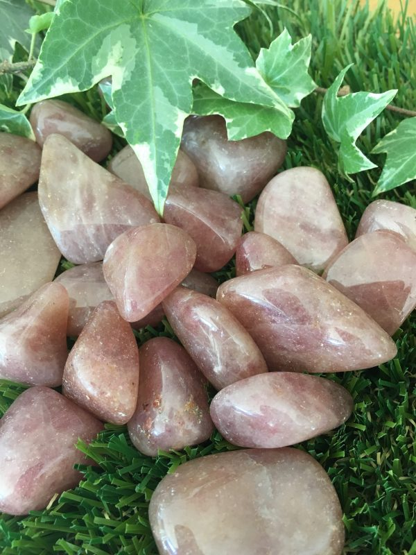 Aventurine Pink Tumblestones – Redirection, New Journeys, Love, Happiness, Prosperity
