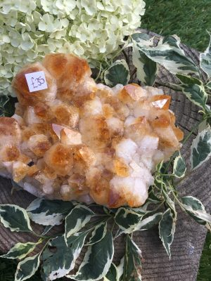 Citrine Extra Large Rough Natural Cluster