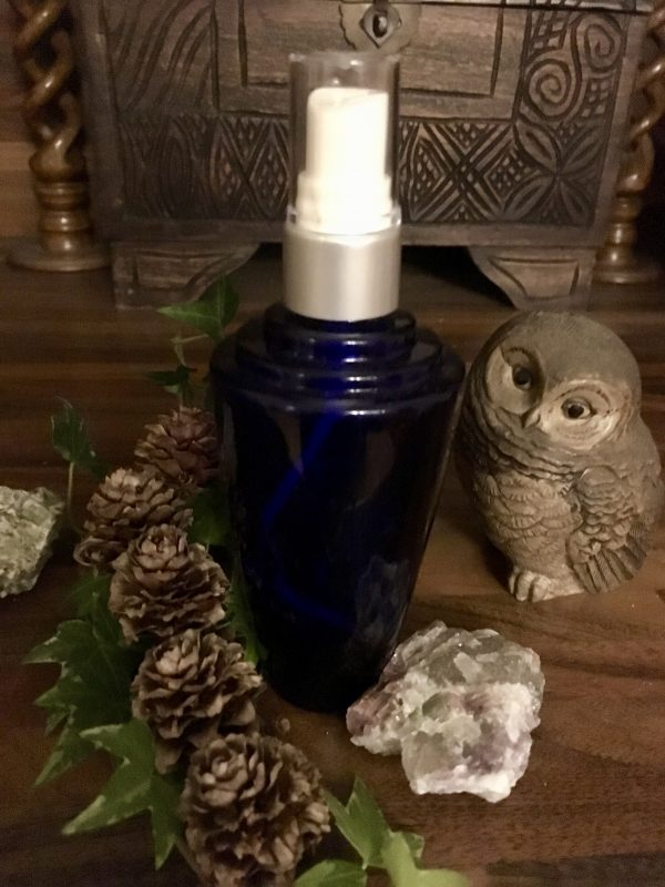 Scrying Divination Cleanser For Mirrors, Crystal Balls & Crystals