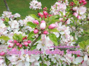 Spring Equinox Healing Day