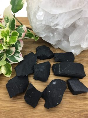 Shungite Rough Water Purification Crystals