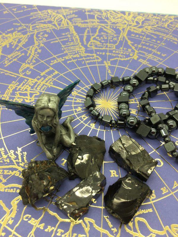Shungite Elite – Transformation, Healing, Protection, Immunity, Balance, Purification, Cleansing
