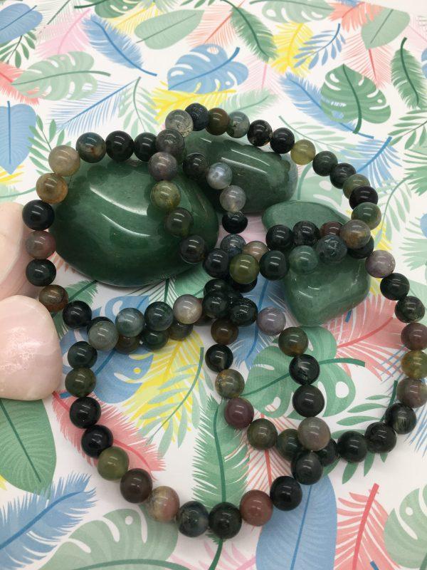 Green Aventurine Crystal Bracelet