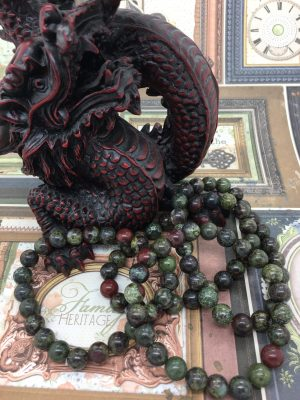 Dragons Blood Jasper Bracelets