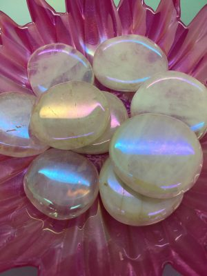Angel Aura Rose Quartz Crystals – Higher Dimensional Healing, Self Love
