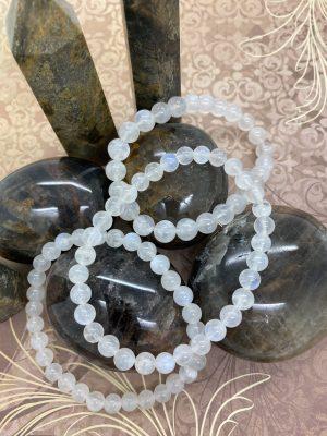 Moonstone Crystal Bracelet