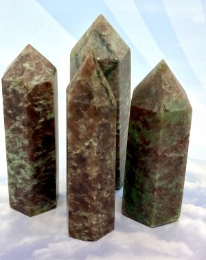 Bloodstone Towers – Purification, Detox, Clearing, Grounding
