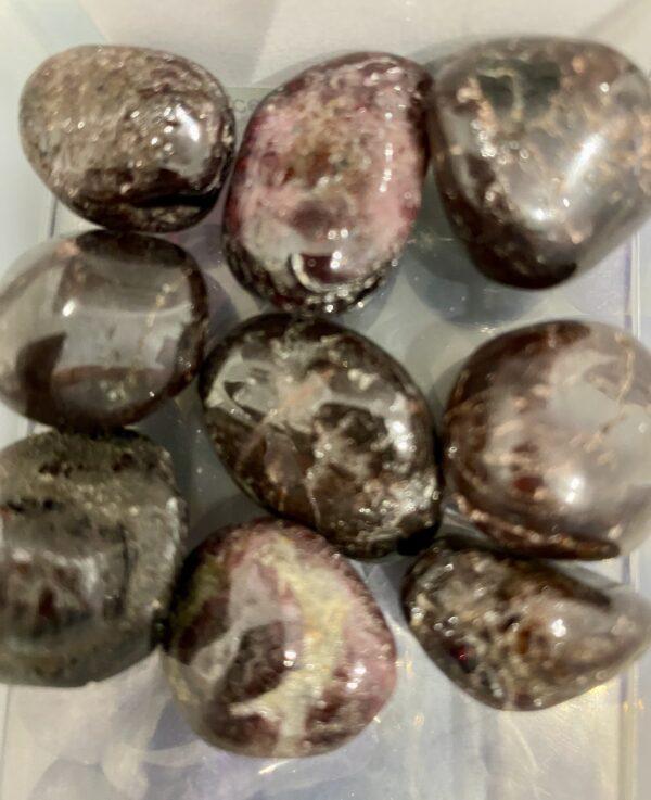 Garnet (Fire) Tumblestones