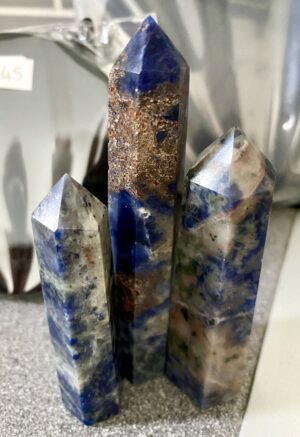 Sodalite Towers