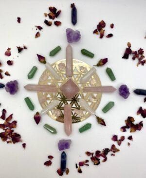 Advanced Crystal Healing Workshop
