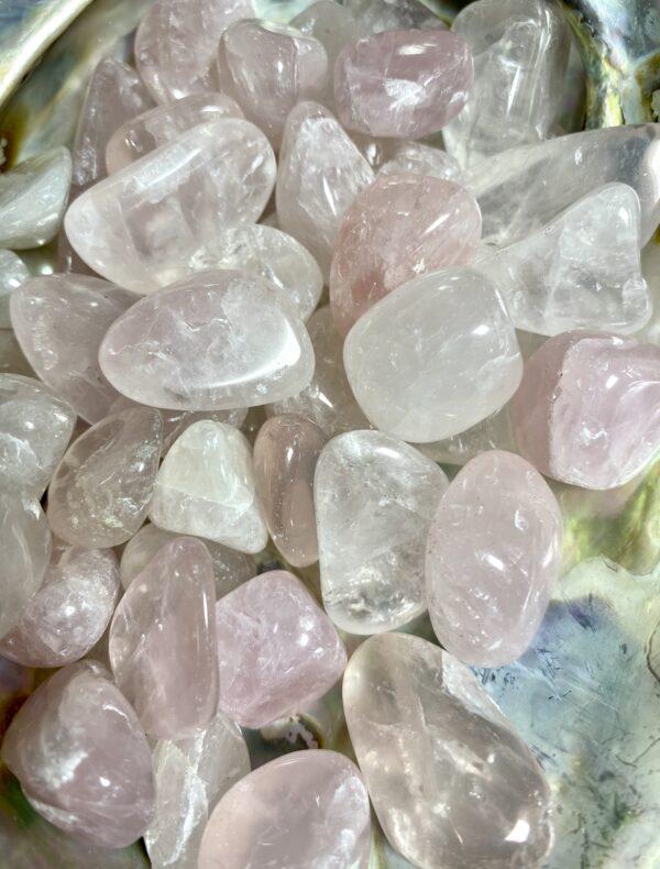 Rose Quartz Tumblestones