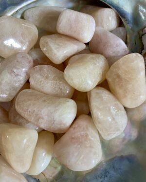 Morganite Peach Tumblestone