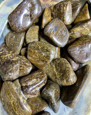 Bronzite Tumblestones