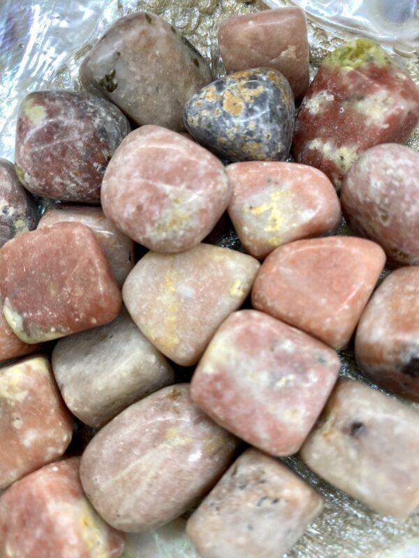 Sesame (red) Tumblestones