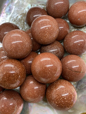 Goldstone Mini Spheres